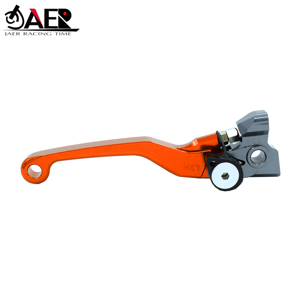 Image 4 - JAER CNC Pivot Foldable Clutch Brake Lever For KTM 65SX 2014 2019 85SX 2013 2014 2015 2016 2017 2018 2019-in Levers, Ropes & Cables from Automobiles & Motorcycles
