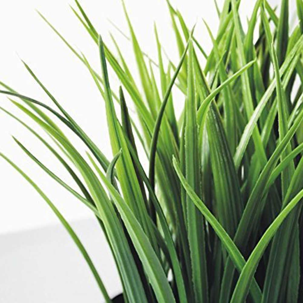 Искусственные растения, ненастоящие травы фауза Планта piante finte suculentas искусственные украшения кунстплантен домашний сад
