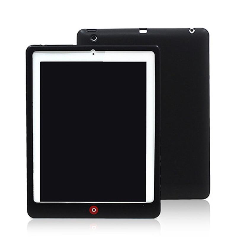 silicon back cover for ipad 2 3 4 para capa coque case for ipad2 case for ipad3 case for ipad4. Black Bedroom Furniture Sets. Home Design Ideas