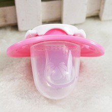 Infant Silicone Baby Pacifier Nipple