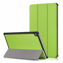 Dirt-Resistant Colorful Protective Flip Case for Huawei Tablet
