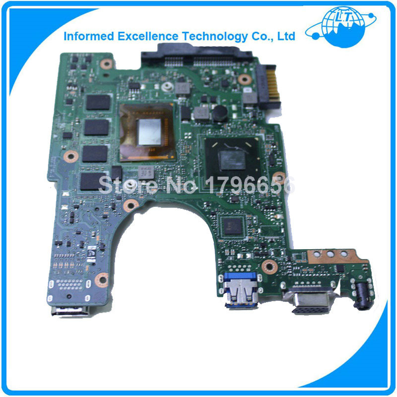 Original For ASUS EeePC 1015E motherboard ULV847 2GB DDR3 laptop REV2.0 Main Board work perfect free shipping free shipping brand original laptop motherboard n43jm for n43jq main board 60 n1hmb1000 c15 n11p gt a1 100
