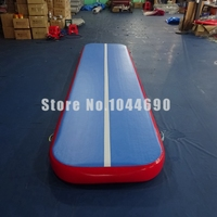 Wholesale price 4*1m air track gymnastics for sale,air track mat for water games