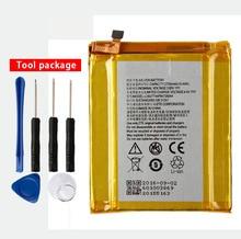 Original Li3927T44P8H726044 Phone battery For ZTE Axon 7 Mini 5.2inch 2705mAh стоимость