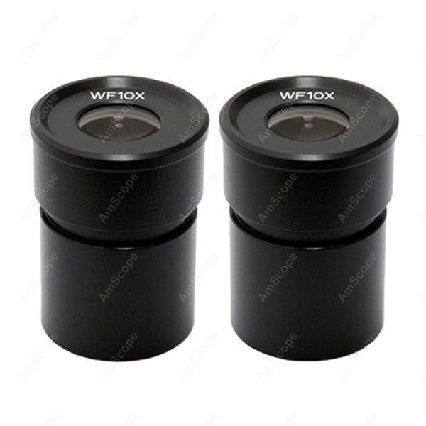 Free shipping !!!! AmScope Supplies Pair of WF10X Microscope Eyepieces (30.5mm)  цены