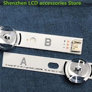 "Image 4 - 8Pieces/lot   FOR  LED BACKLIGHT STRIP FR LG 39LB650V TV LG INNOTEK DRT 3.0 39""_A TYPE REV01_140107   4Pieces  A +   4Pieces  B"