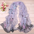 8 styles Ladies present  Winter Scarves Women Brand  Scarfs Designer Cotton shawls Scarf Chiffon scarves wholesale