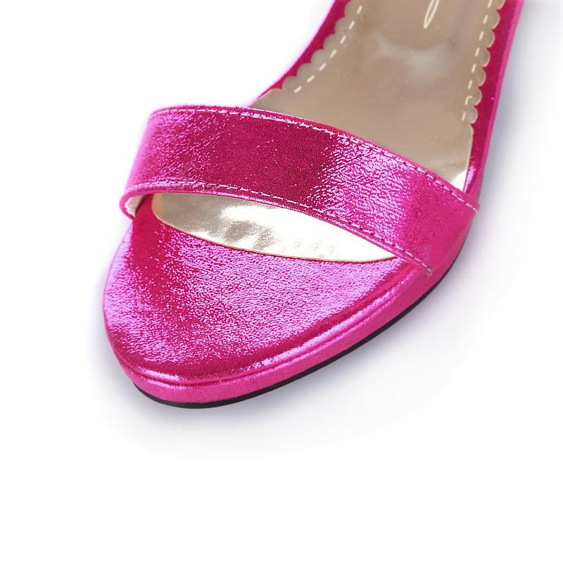 Bout Style Talons Sandales Gladiateur Hauts Coréenne À or Sangle Chaussures De Cheville bleu rouge Ouvert Noir Femmes D'été xA1vqwInRY