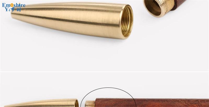 High-end Personalizado Assinatura Caneta Roller Ball Caneta