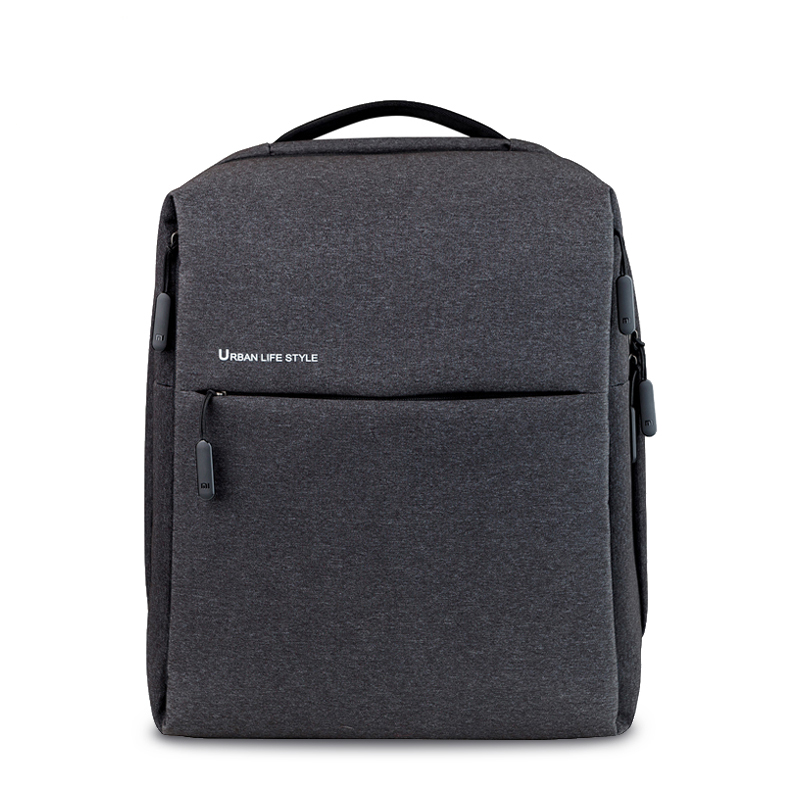 Xiaomi Backpack Mi Minimalist Urban Life Style Polyester for School Business Travel Men's Bag Large Capacity