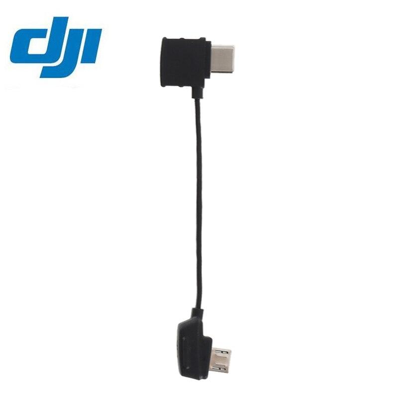 parte 4 inversa Conector Micro USB DJI Mavic-RC Cable
