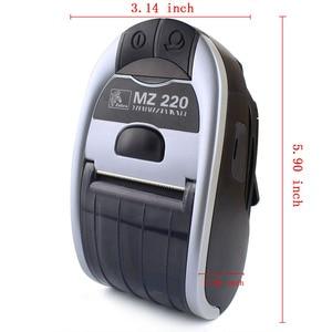 """Image 1 - 5set/1 lote nuevo MZ220 impresora MZ 220 originales 2 """"directo de red móvil impresora térmica de recibos con Bluetooth 203 dpi"""