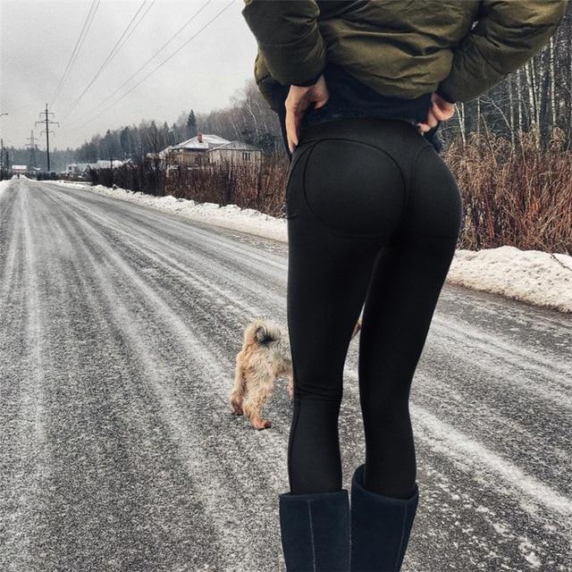 Gothic Sexy Hip Push Up Legging 10