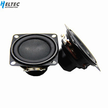 2PCS 53mm 2 inch  4 ohm 10W  Magnetic Speaker/Bass Multimedia Speaker /Small DIY Home Speaker