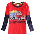 Nova crianças bebé novo camisa dos desenhos animados top quality carst camisas camisetas roupas desprezíveis meninos roupas crianças camisetas