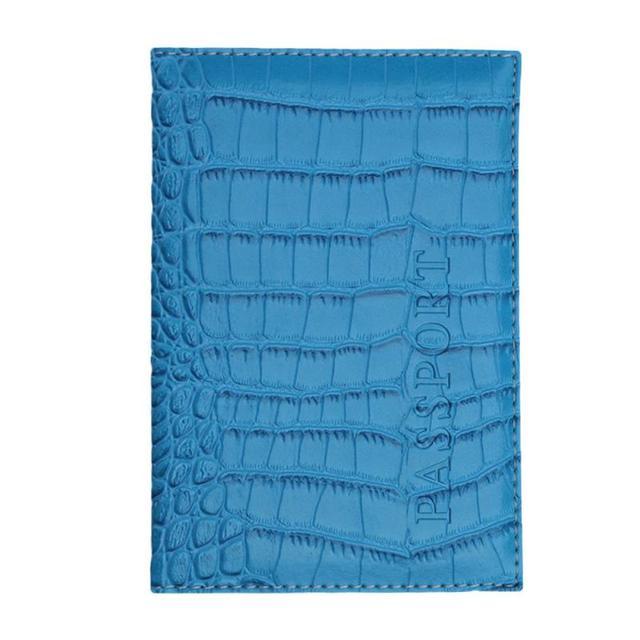 Porte Carte Femme Fossil Bleu Pas Cher