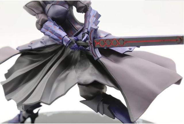 20cm Fate/Stay Night Saber Anime Action Figure PVC New Collection figures toys Collection for Christmas gift