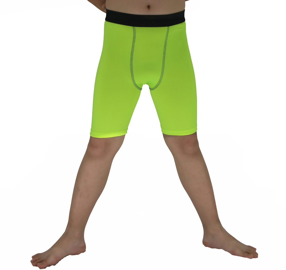 514573bbd Kids Running Compression Shorts Boys Girls Sport Panties Children  Basketball Football Fitness Ropa Hombre Trousers Short Tights-in Basketball  Shorts from ...