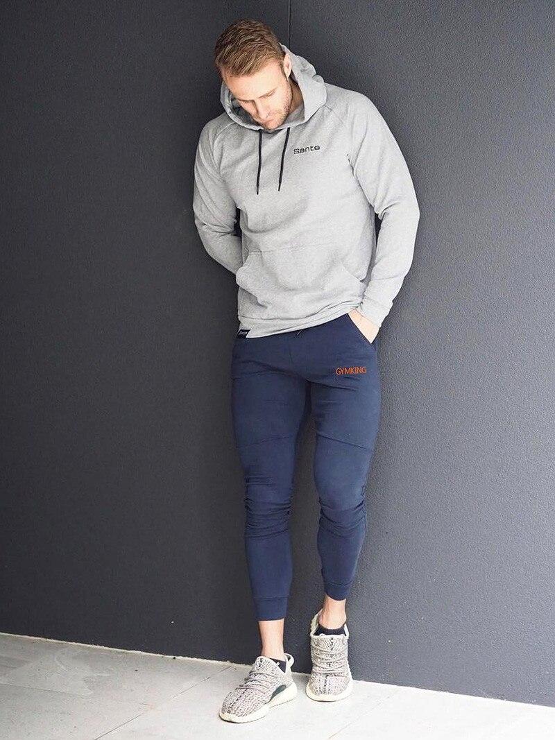 HTB1i8KgaeL2gK0jSZFmq6A7iXXaV Fashion Mens Joggers Pants Skinny Casual Trousers Pants Top Quality Men Sweatpants
