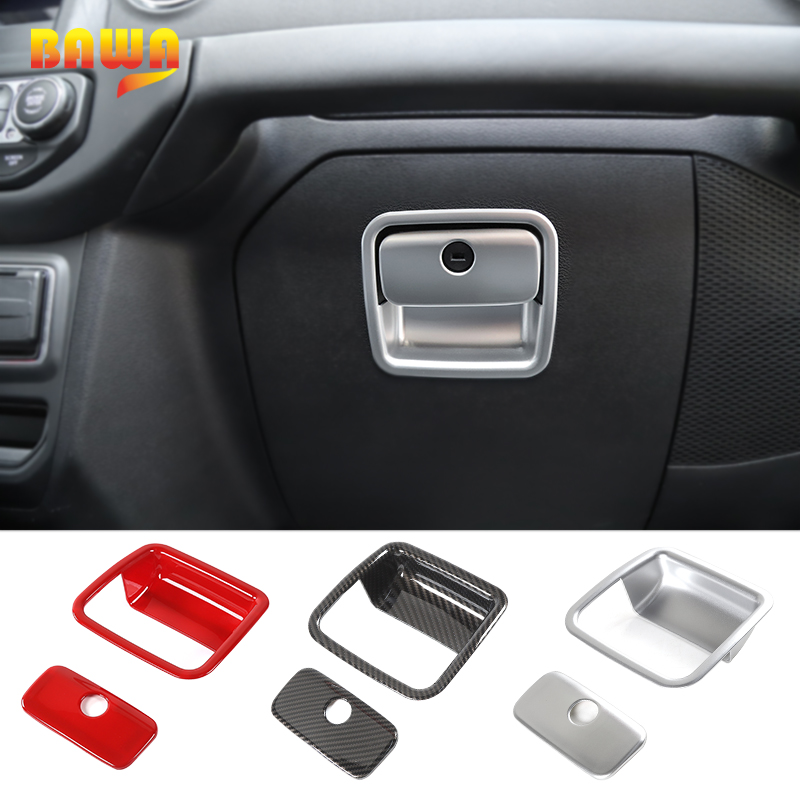 2018 Jeep Wrangler Interior Accessories: BAWA Interior Mouldings For Jeep Wrangler JL 2018 ABS Co