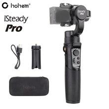 Hohem iSteady Pro 3 оси ручной карданный стабилизатор для sony RX0 Gopro Hero 7 6 5 4 3 SJCAM Yi cam действия Камера PK Feiyutech G6