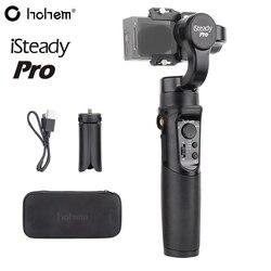 Hohem iSteady Pro 3-Axis Handheld Gimbal Stabilizer for Sony RX0 Gopro Hero 7 6 5 4 3 SJCAM YI Cam Action Camera PK Feiyutech G6