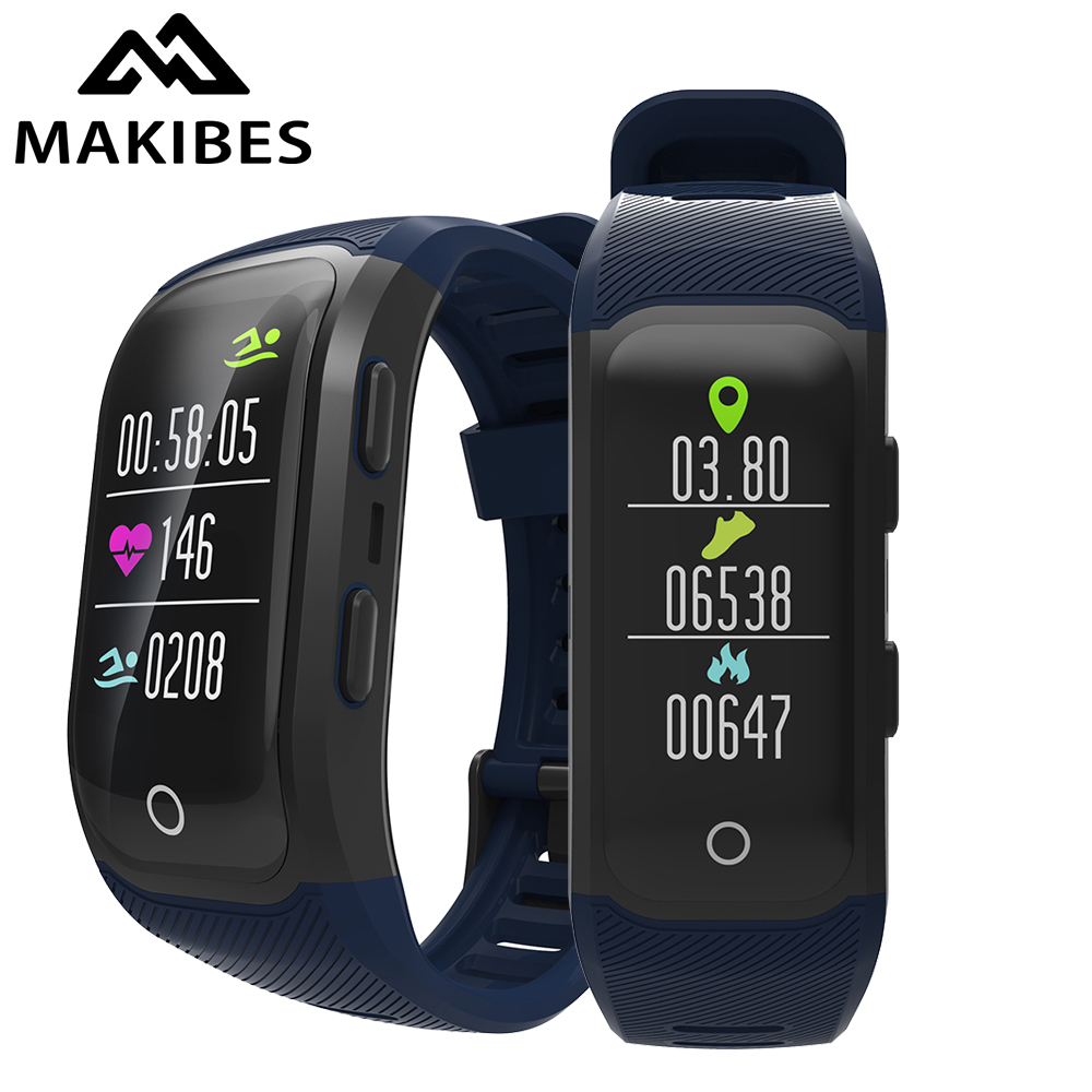 Livraison shippingG03 Plus Couleur Écran Hommes Fitness Tracker bracelet IP68 Étanche GPS Bande À Puce montres bracelet pour Android ios