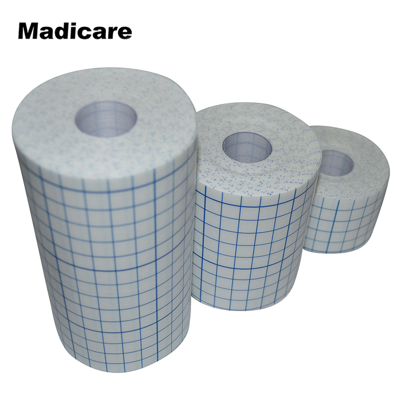 Would Care Hypoallergenic Adhesive Wound Dressing Medical First Aid Surgery Physical Therapist Skin Cover Roll Stretch Tape