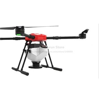 EFT E410 الزراعية رذاذ البذر بدون طيار مع hobbywing X8 طقم إطارات الطاقة ل 10L بذور الأسمدة الطعم الجسيمات أجزاء 1