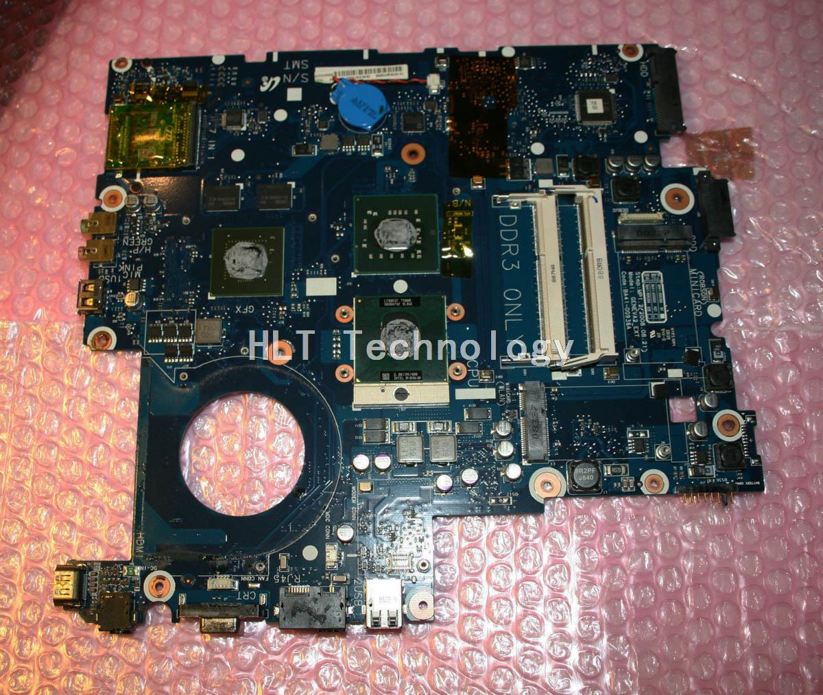 SHELI For Samsung R710 Laptop Motherboard BA41-00936A DDR3 non-integrated graphics card 100% fully tested