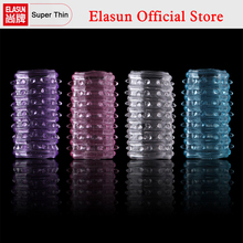 5 Pcs Adjustable Silicone Condom Penis Sleeve Sex Tool Head To Penis Sex Products Cock Ring