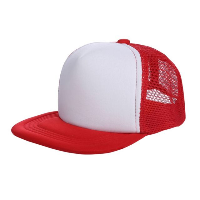 Adjustable Unisex Hip-Hop boy Baseball Cap Hats Hat Blank Curved Mesh Cap  Men Women 0c2867b73383