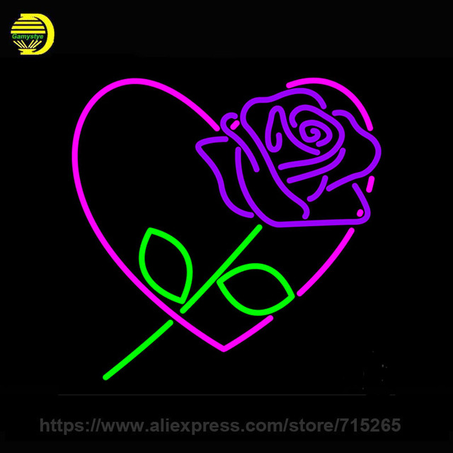 Image Result For Heart Neon Sign