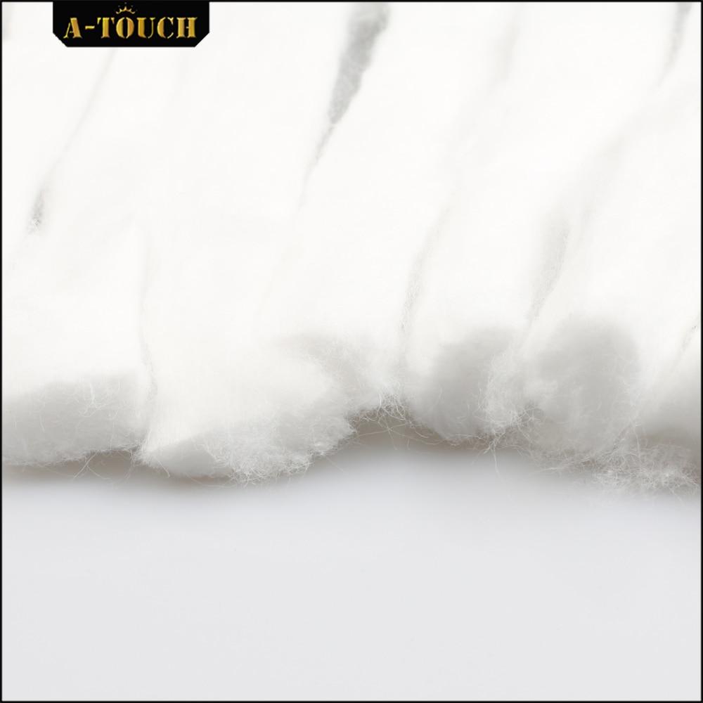 Demon Killer Cotton Pure Organic Rda Fabric Than Muji For Vape 5 Pads Japanese Diy Ecig Huge In Eletronic Cigarette Atomizer Cores From