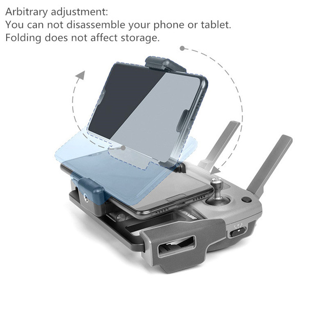 Mavic drone fernbedienung halter telefon tablet Tablett für dji mavic 2 pro zoom/pro 1//air /funken/mavic mini drohne Sender