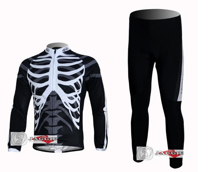 3D Silicone!!! Northware long sleeve cycling wear clothes bicycle/bike/riding jerseys+pants sets