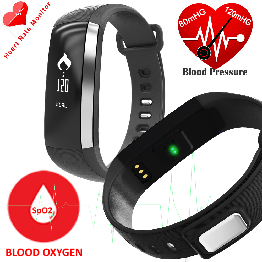 M2 smart band Watch Blood Pressure Bracelets Smart Wristband Heart Rate Monitor