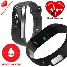 M2 Смарт часы Приборы для измерения артериального давления Браслеты Smart Браслет Heart Rate Мониторы Фитнес трекер smartband для IOS Android xaomi
