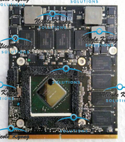 100% working G94 701 A1 9800M GT 512MB Graphics VGA Video Card Board for Imac Desktop PC MB420LL/A A1225