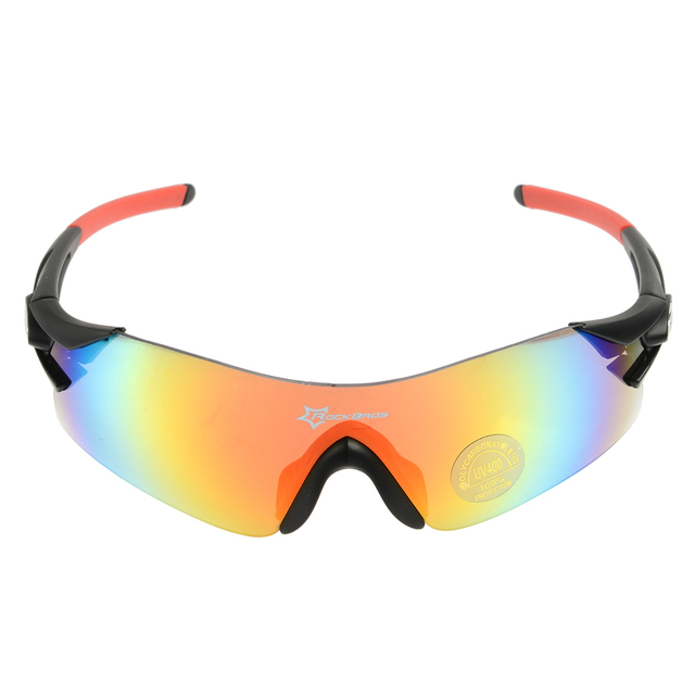 ROCKBROS Cycling Eyewear Sunglasses Mountain Road Bike Cycling Glasses Outdoor Sports Windproof Bike Glasses Bicycle Equipment