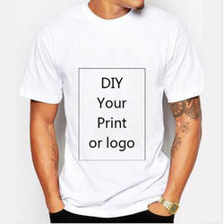 Футболка с принтом на заказ для мужчин, женщин, мальчиков, девочек, детей, одежда для детей, сделай сам, как фото или логотип, толстовка в