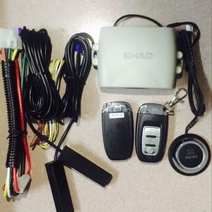 PKE Smart Car Alarm System Wit