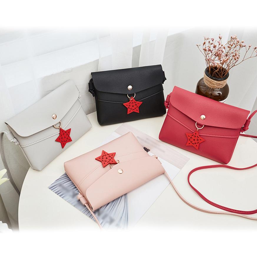 Baoaili Feminina Casual Versatile Solid Shopping Handbag Hot Selling Vintage Candy Color New Trend Fashion Messenger Bags 45P