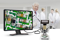 Andonstar HDMI VGA microscope long object distance digital USB microscope for mobile phone repair soldering tool BGA smart watch