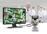 Andonstar hdmi vga microscópio de longa distância objeto digital usb microscópio para reparação do telefone móvel ferramenta solda bga relógio inteligente