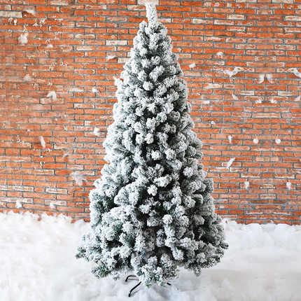 Weihnachtsbaum Schneit.210 Cm Weihnachtsbaum Zeder Beflockung Schneit Künstlichen Weihnachtsbaum Weihnachtsschmuck Weihnachtsschmuck Für Hause Künstliche Baum