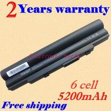 JIGU Nueva Batería Del Ordenador Portátil Para Asus S20 U50 U80 U81 U89 U20A U20F U20FT U20G U50V U50F U50A U80A U80E U80F U80V U81A U81F U89V