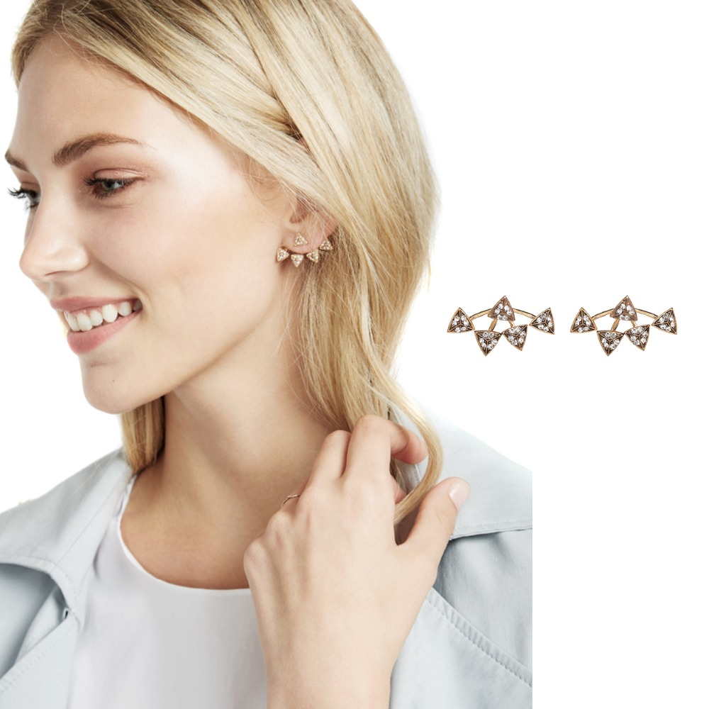 JURAN New Design Big Crystal Brand font b Luxury b font Fashion Statement font b Jewelry
