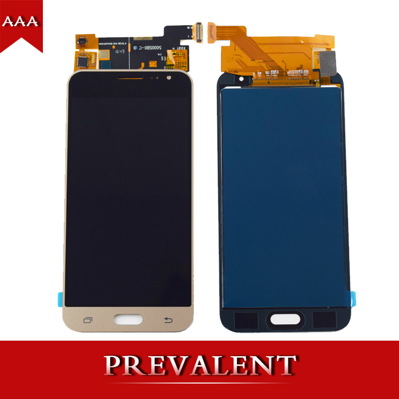 LCD Display Panel + Touchscreen Digitizer glas Montage Für Samsung Galaxy J3 2016 j320 J320A J320F J320M J320FN J320H
