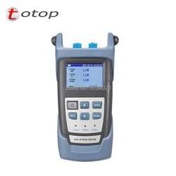 Fibra Medidor De Potência Óptica PON PON Power Meter RY3201 1310 1490 1550nm de comprimento de Onda De Fibra Óptica Testador